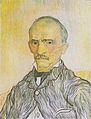 Van Gogh - Bildnis des Oberaufsehers Trabuc im Hospital Saint-Paul.jpeg