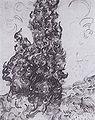 Van Gogh - Zypressen1.jpeg