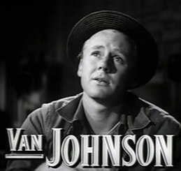 Van Johnson in The Human Comedy trailer.jpg