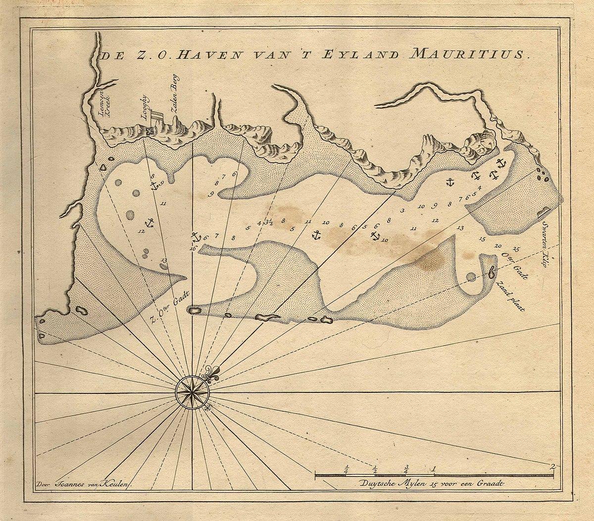 Histoire De Maurice Wikipedia