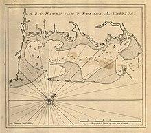 Mauritius Wikipedia - Africa mauritius map