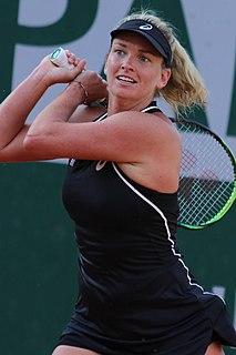 CoCo Vandeweghe American female tennis player