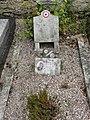 Vathiménil (M-et-M) cimetière, tombe de soldat.jpg