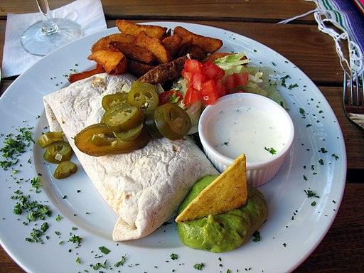 Veggie Burrito Nuremberg