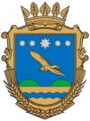 Huy hiệu của Huyện Velyka Bilozerka
