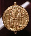 Venezia, sigillo del doge michele steno, 1400-09 ca.jpg