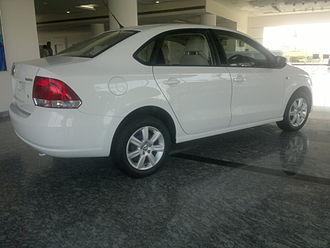 Volkswagen Vento - Volkswagen Vento (India)