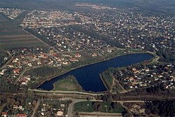 Veresegyház légifotó4.jpg