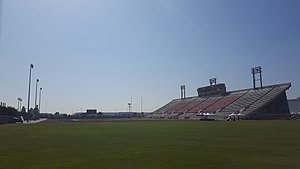 Veterans Memorial Stadium (Long Beach) - Veterans Memorial Stadium - Opened in 1948