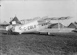 Vickers Vulcan Type 74 G-EBLB Imperial Airways Dübendorf - LBS SR02-10199.tif