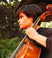 Vienna 2013-07-31 Stadtpark 295 Alp Bora Quartet - Lukas Lauermann.jpg