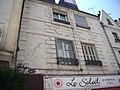 Vieux tours, Rue Colbert n° 145, maison tout début 17em siècle.jpg