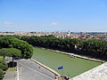 View from Castel Sant'Angelo 8 (15279009609).jpg