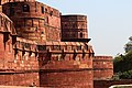 View of Agra Fort walls.jpg