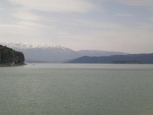 Florina (regional unit) - Lake Prespa