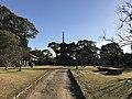 View of Sanjunoto Tower of Buzen-Kokubunji Temple 3.jpg