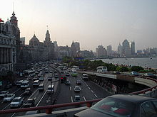 View of the Bund, Shanghai.JPG