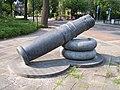 Vijf Zuilen 1 Peter van de Locht Regentesselaan Apeldoorn.JPG