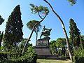 Villa Borghese - Monumento a Umberto I - panoramio.jpg