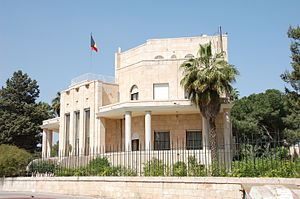 Talbiya - Villa Salameh in Talbiya