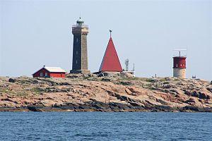 Vinga Lighthouse - Vinga Lighthouse