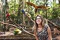 Visitante no Viveiro das Araras.jpg
