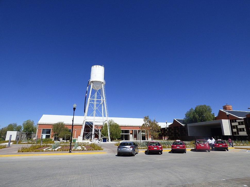 Vista del Museo Espacio del MECA, Aguascalientes 11