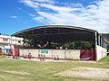 Vista do Ginásio Leôncio Arantes no Centro Social Urbano do B. Floresta, Coronel Fabriciano MG3.JPG