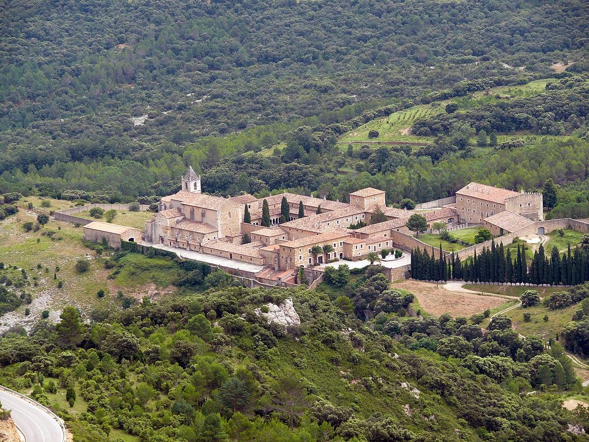 Monasterio de santa mar a puebla de benifasar for Jardin 3 marias puebla