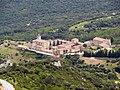 Vista general Monestir de Santa Maria (la Pobla de Benifassà) 01.JPG