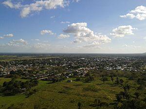 Vista panorámica de Paz de Ariporo 2014-01-21 08-43.jpg