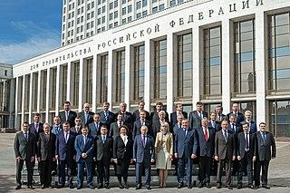 Vladimir Putins Second Cabinet