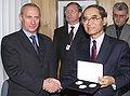 Vladimir Putin in France 29 October-1 November 2000-6.jpg