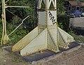 Voetgangersbrug, detail- voet - Geldermalsen - 20376758 - RCE.jpg