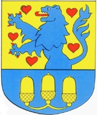 Vordorf - Image: Vordorf coat of arms