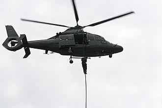 Special Deployment Commando - Image: Vorführung Spezialeinsatzkomman do (10567177595)