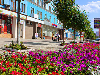 Makiivka - Image: Vrbgtuyu