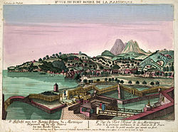 History Of Martinique Wikipedia