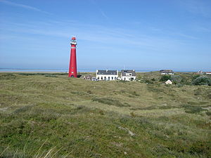 Schiermonnikoog - Lighthouse on Schiermonnikoog
