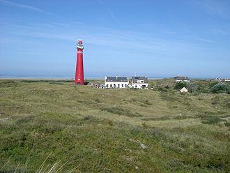 Schiermonnikoog - Lighthouse on Schiermonnikoog