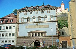 Würzburg, Frauengefängnis