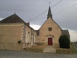 Saint-Laurent-de-la-Plaine ê kéng-sek