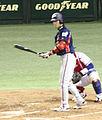 WBC2006 Tsuyoshi Nishioka 2.jpg