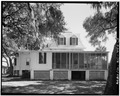 WEST SIDE - Sunnyside Plantation, County Road 767, Edisto Island, Charleston County, SC HABS SC,10-EDIL,8-3.tif