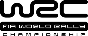 English: Logo of the World Rally Championship.