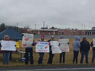 2018 West Virginia teachers strike