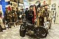 WW2 Norway German Norw French Bristish uniforsm Panzer NSU SS motorcycle etc Lofoten Krigsminnemuseum 2019 0129.jpg