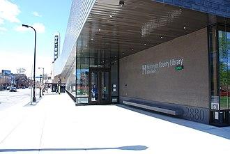 Walker Library (Minneapolis) - Walker Library, 2014