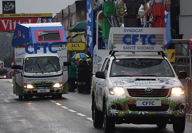 Wallers - Tour de France, étape 5, 9 juillet 2014, arrivée (A31).JPG