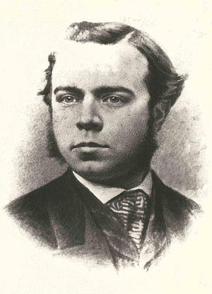 Walter W. Law - Walter Law c. 1860